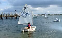 M. sailing