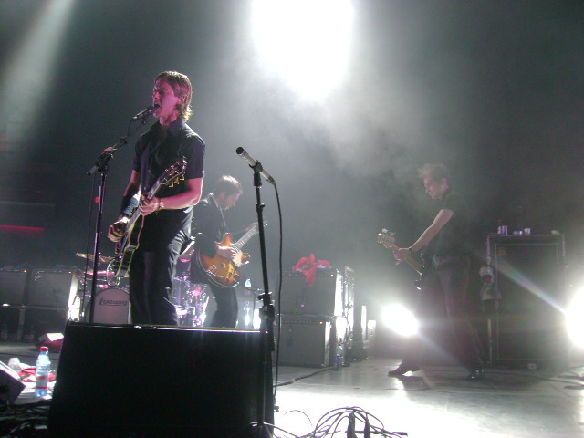 Interpol en vivo