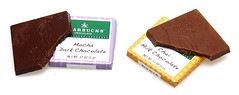 Drink Flavored Chocolates - Chai & Mocha from Starbucks