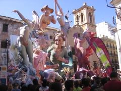 Falla Pilar I (AN/sascha) Tags: valencia march spain an 2008 marzo fallas ansascha anobservingdocumenting 3gr34v