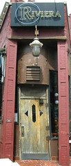 Funky Door, West Village by RoboSchro, on Flickr