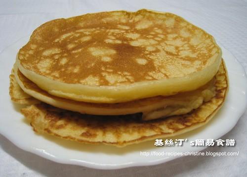 班戟 Pancakes01
