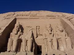 Abu Simbel (Silviapef) Tags: temple aswan abu templo simbel asuan