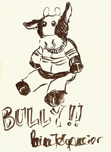 Bully, by Raina Telgemeier