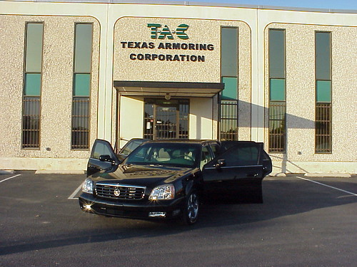 What Are Dts >> Armored Bulletproof Cadillac DTS Deville Sedan