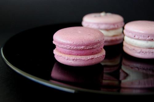 Violette Macaron