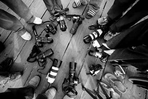 Santa Monica Flickr Group Shot
