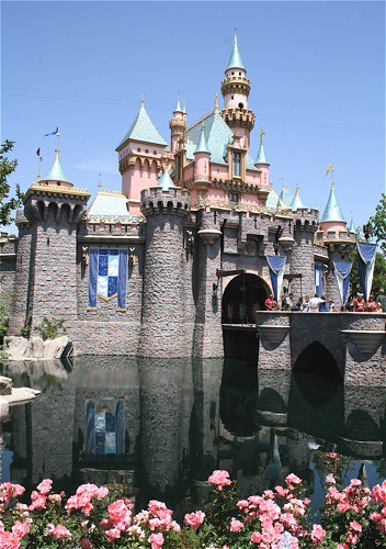 disneyland california castle. Disneyland California.