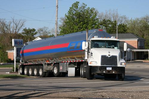 tanker trucks regularly deliveries vinegar white house supply huge demand