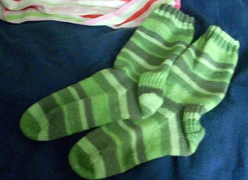 Arugula Socks