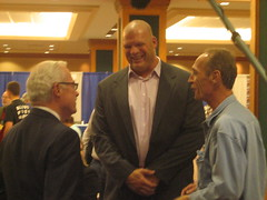 Kane at the Libertarian Convention