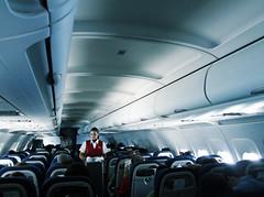 'Grupo TACA' A321 Cabin