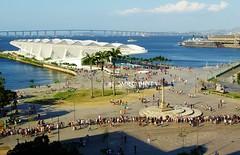 Nova Praça Mauá (Rodrigo Jordy) Tags: arquitetura architecture riodejaneiro cidademaravilhosa brasil brazil sony sonya77 minolta1735mm z zz