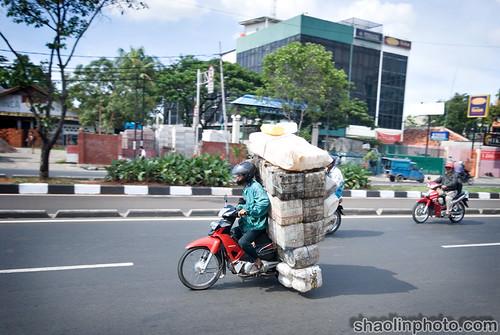 Fully Loaded Bike