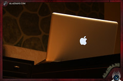 ..!      (Mohammed Al-Adsani ) Tags: apple lights mac dim      aladsani