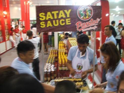 THAIFEX 2009-Satay sauce