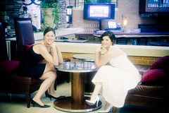 Lobby of Hyatt, just prior to nuptials (Morgan Day) Tags: lexingtonky hyatthotel