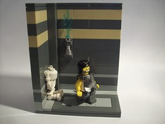 Theseus in the Labyrinth (iJay) Tags: ireland greek lego eta jayson
