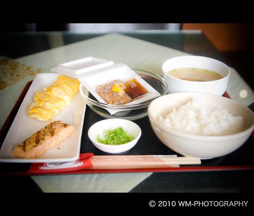 Japanese Style Breakfast @ Marulilu Cafe