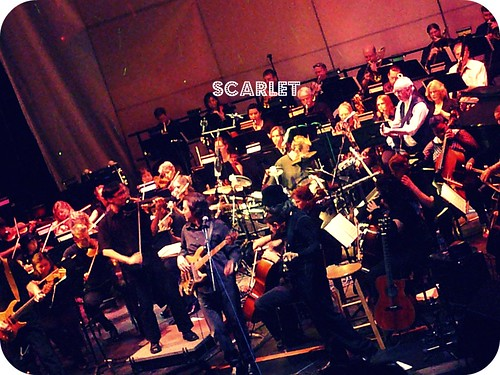 Scarlet's concert