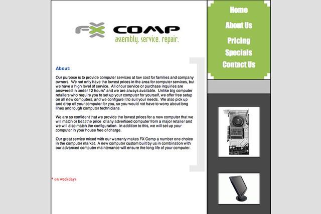 FX Comp Computer Services
