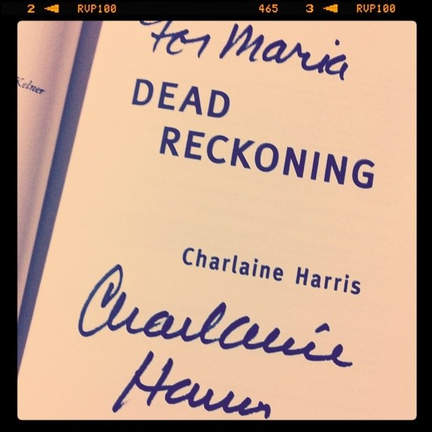A Conversation with Charlaine Harris