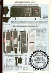 Tandy 1981(19) (gusset) Tags: toys retro electronics 1981 catalogue hifi tandy microcomputer
