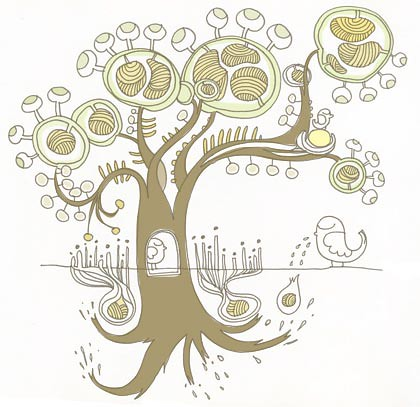 Illustration Friday: Grow