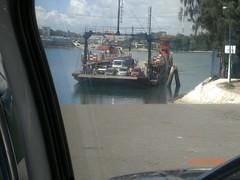 the Likoni ferry
