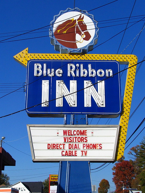 Blue Ribbon Inn - Shelbyville, TN