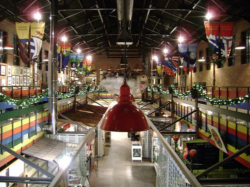Byward Market, interior