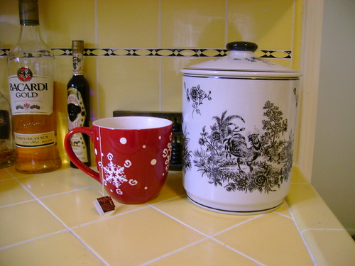 mug & cookie jar
