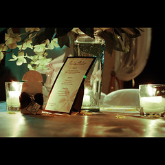 The Reception (Soul101) Tags: flowers wedding glass table petals candles curtain silk souvenir reception program vase pavilion soe norte vinzons camarines golddragon aplusphoto soul101 danawan