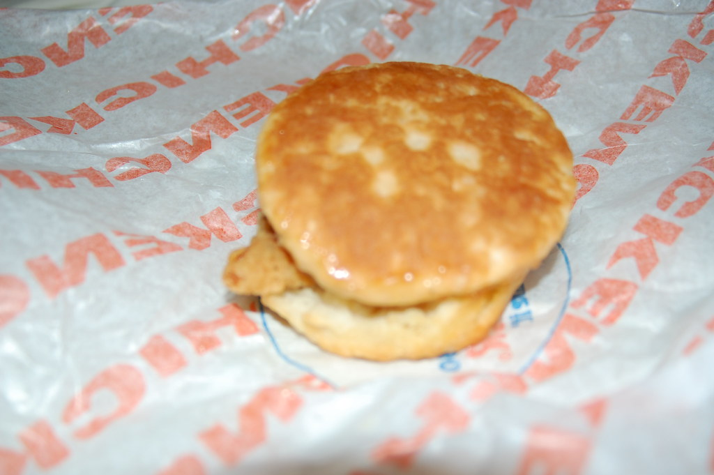 Whataburger's Honey Butter Chicken Biscuit | The Chicken Sandwich Blog