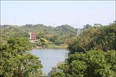 峨眉湖吊橋22