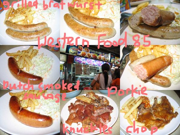 western food 85