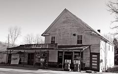 TP Wood Store B&W
