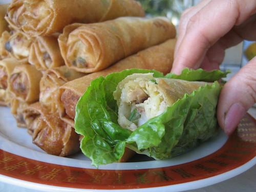 Vietnamese Crispy Spring Rolls (Cha Gio) | Sunday Nite Dinner
