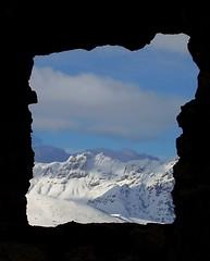 come in un quadro... (Irish elf...) Tags: image quadro cielo neve pietra viola azzurro montagna bianco cornice astounding gransasso appenninosettentrionalealpinatura yourcountry