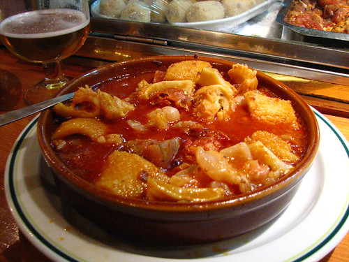 Callos a la Madrileno - Tripe in the Madrid fashion