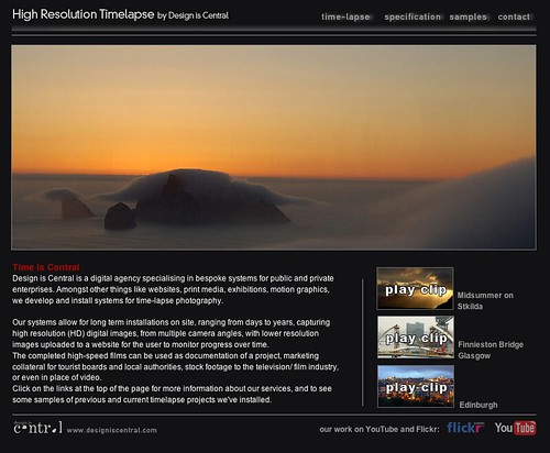 New Site about our Time Lapse | Flickr - Photo Sharing!
