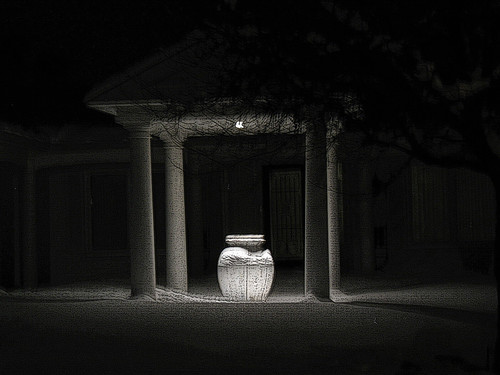 Illuminated Pottery
