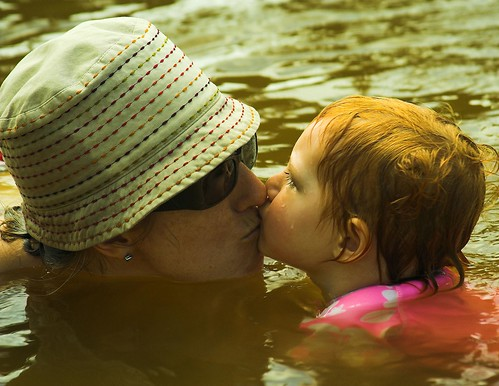 A Big Wet Kiss