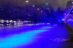 London Bridge Blue (Matt_Daniels) Tags: uk london londonbridge d40x lblcomp036
