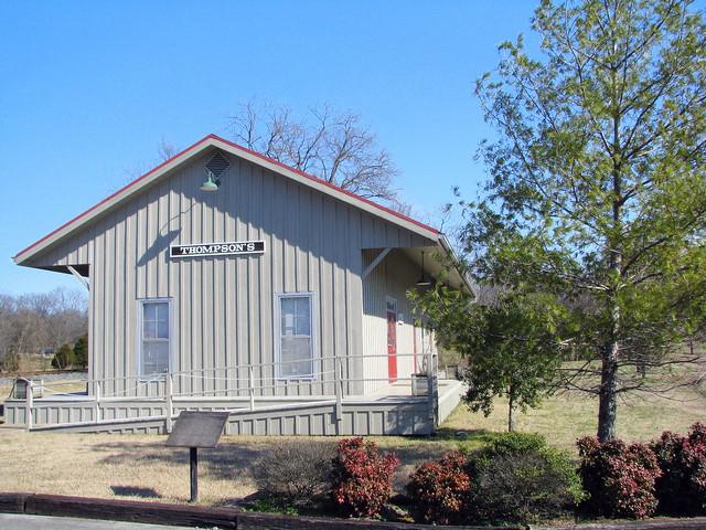 Thompson's Station, TN Depot