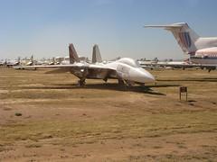 Grumman F-14 Tomcat (Will Prescott) Tags: tucson f14 aviation pima boneyard tomcat grumman davismonthan amarc amarg