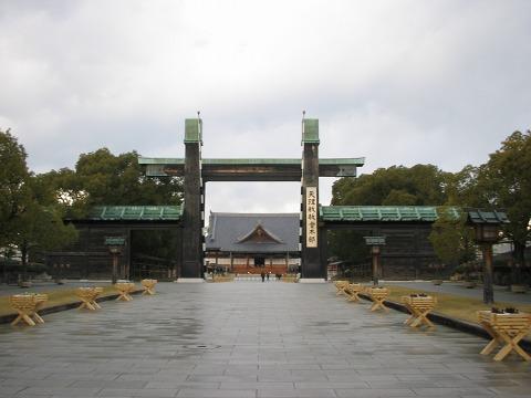 天理教教会本部(神殿)