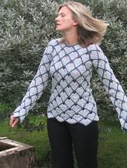 Patchwork knitting (NeedleB) Tags: modular patchwork