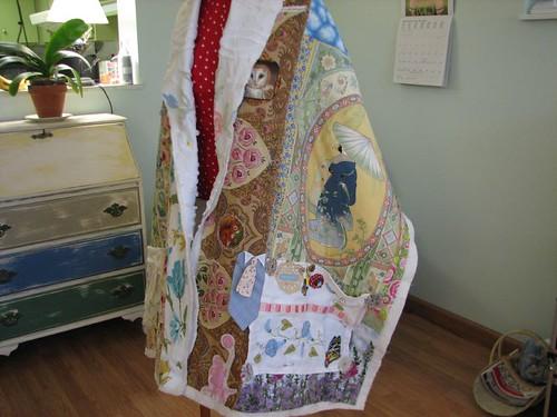 wip shawl