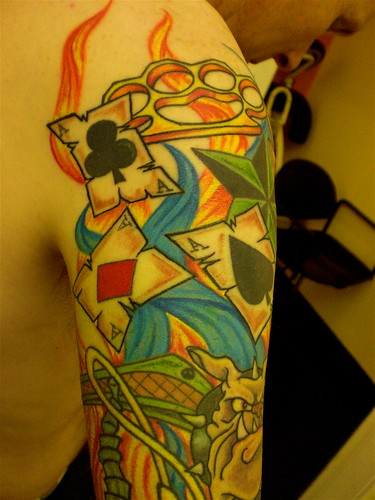 Star Tattoo Sleeve